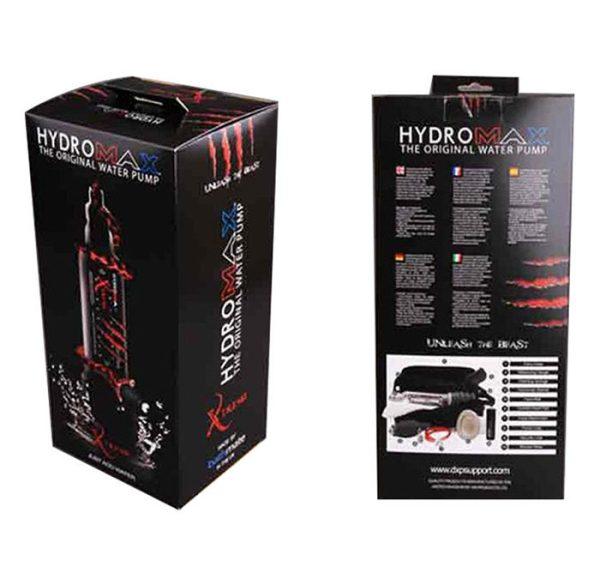 may-tap-duong-vat-bang-hoi-nuoc-Hydromax Xtreme X30-5